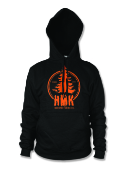 Men - 2 Colors HMK Hoodie, Stamp