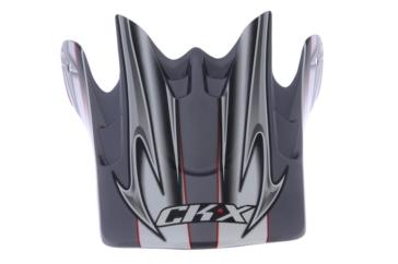 TX217 CKX MX Peak for TX217 Superman Helmet