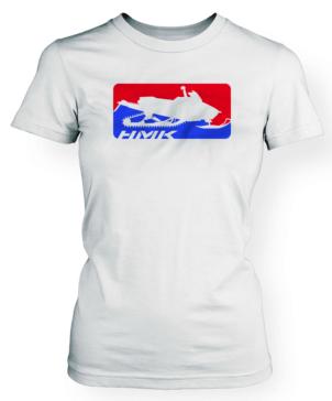 T-shirt Official HMK