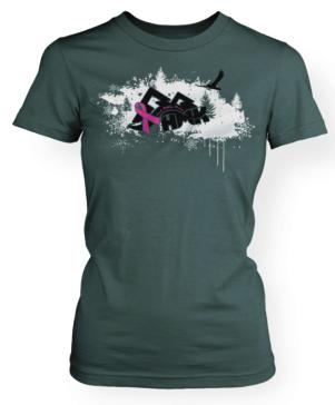 T-shirt Snowbird HMK