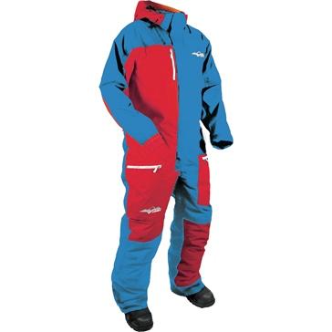 Combinaison une pièce Spécial2 O.P.S HMK Homme - Special2 - Bleu, Rouge, Noir, Blanc