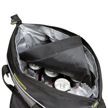 12 cans RIGG GEAR 12-Pack Cooler Bag