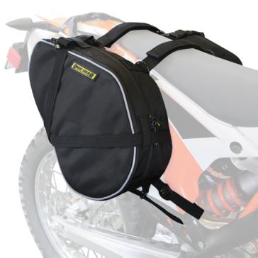 Sacoche arrière pour moto double sport RIGG GEAR 12 L