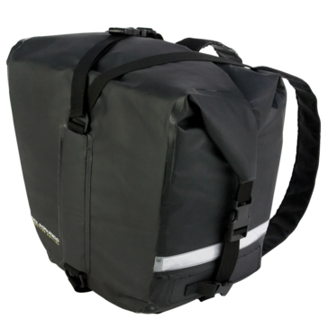 27.53 L RIGG GEAR Adventure Dry Saddlebags
