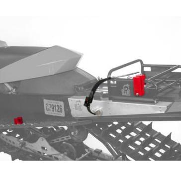 CFR Single Ski Bracket System