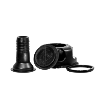DAYSTAR Black Cam Can Spout