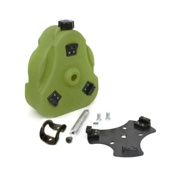 DAYSTAR RZR/Rhino Cam Can Container & Mount Kit Liquid - 146058