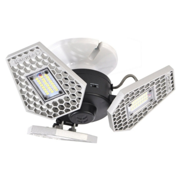 RISK RACING TRiLIGHT Motion Activated Ceiling Light