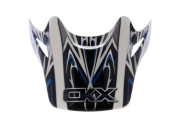 Palette MX pour casque TX218 Toxic CKX TX218