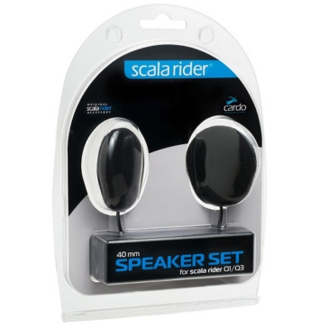SCALA RIDER Speakers for Communication System 40 mm