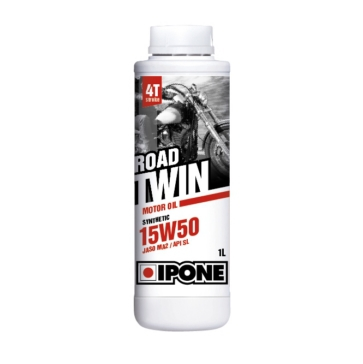 Ipone Road Twin Oil 15W50