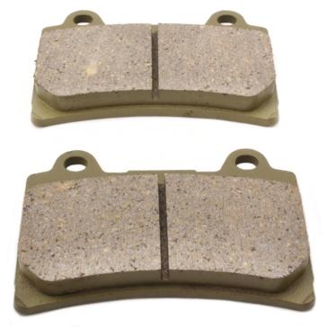 Kimpex Sabot de frein en métal Métal - Avant