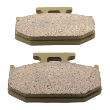 Kimpex Metallic Brake Pad Metal - Rear