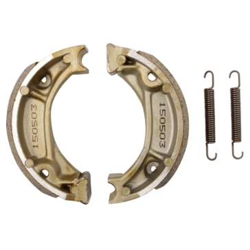 Kimpex MX Carbon Brake Shoes Organic