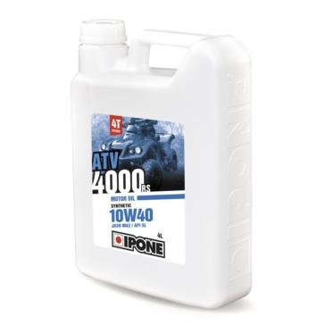 "Huile ""Katana ATV 4000"" 10W40 IPONE 4 L"