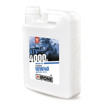 "Ipone Huile ""Katana ATV 4000"" 10W40 4 L / 1.05 G"