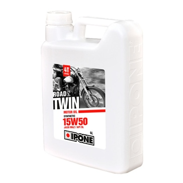 "Ipone Huile ""Road Twin"" 4 L / 1.05 G"