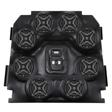 SSV WORKS WP Audio System -  Polaris Jagged X ATV - 8 - 200 W