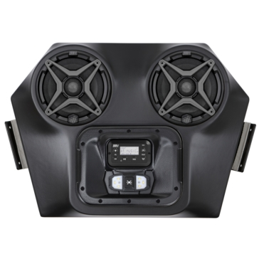 SSV WORKS Système audio WP - Polaris RZR 500/900XP/S VTT - 2 - 200 W