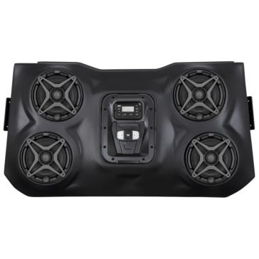 SSV WORKS WP Audio System -  Polaris RZR 1000XP/900 ATV - 4 - 200 W