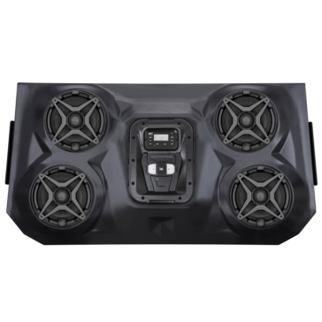 SSV WORKS Système audio WP UTV - 4 - 200 W