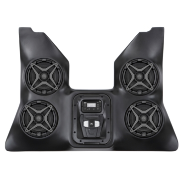 SSV WORKS WP Audio System - Arctic Cat Wildcat UTV - 4 - 200 W