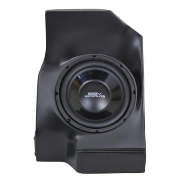 SSV WORKS Premium Marine Subwoofer with Box Arctic cat - Under seat