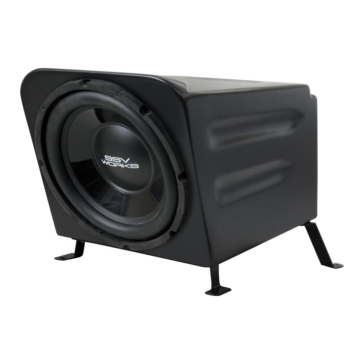 SSV WORKS Subwoofer with Box & Amplifier WP Kawasaki - Center console
