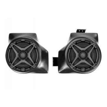 SSV WORKS Premium Marine Speaker with Overhead Bracket Universal