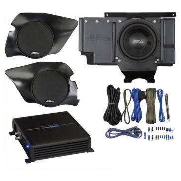 SSV WORKS Kicker Marine 3 Speaker Kit Polaris