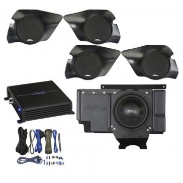SSV WORKS Kicker Marine 5 Speaker Kit Polaris