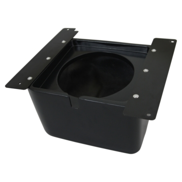 SSV WORKS Subwoofer Box Polaris - Under seat