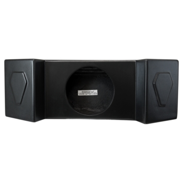 SSV WORKS Subwoofer Box Polaris - Behind seat
