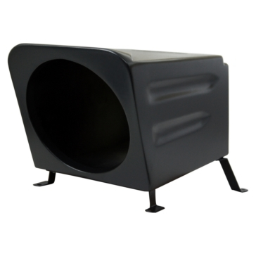 SSV WORKS Subwoofer Box Kawasaki - Rear center