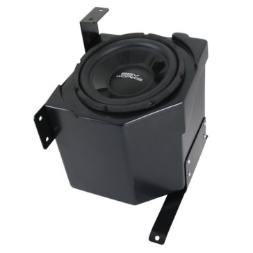 SSV WORKS Premium Marine Subwoofer with Box Honda - Under seat