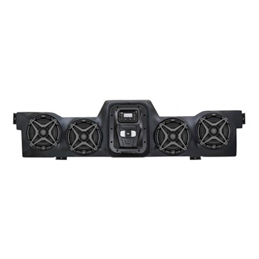 SSV WORKS WP Audio System - Can-Am Maverick/Commander UTV - 4