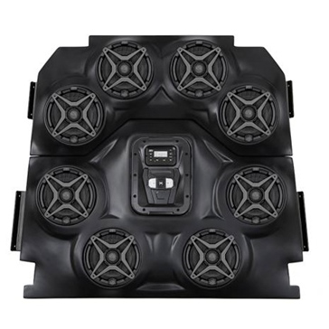 SSV WORKS Système audio WP - Polaris Jagged X VTT - 8