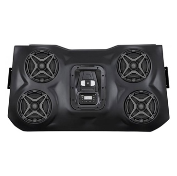 SSV WORKS Système audio WP - Polaris RZR 1000XP/900 VTT - 4 - 200 W