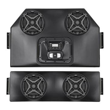 SSV WORKS Système audio WP - Polaris RZR-4/RZR XP4 900 UTV - 4