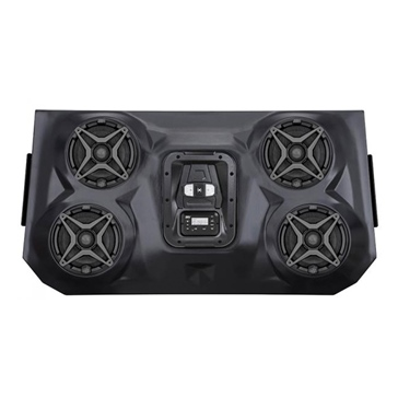 SSV WORKS Système audio WP - Polaris RZR XP4 1000 VTT - 4 - 200 W