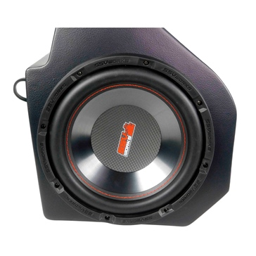 SSV WORKS Subwoofer with Box & Amplifier WP