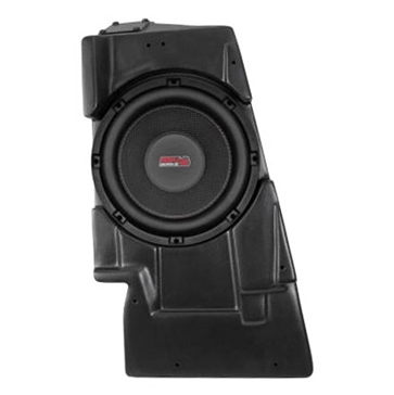 SSV WORKS WP Subwoofer with Box & Amplifier Fits Yamaha - Passenger side console