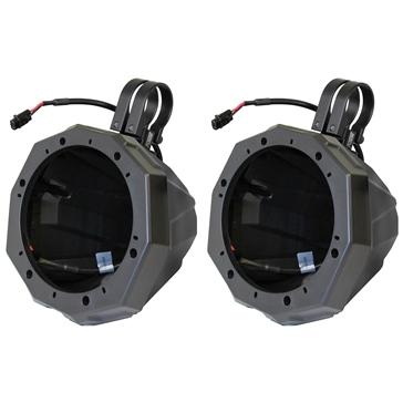 SSV WORKS Boîtier de haut-parleur avec pince de serrage