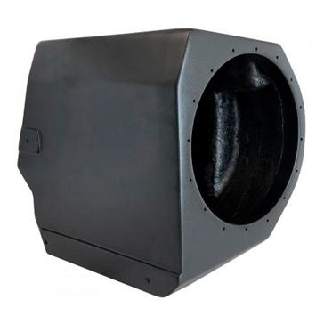SSV WORKS Subwoofer Box Fits Polaris - Under dash