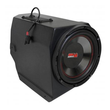 SSV WORKS Premium Marine Subwoofer with Box Polaris - Under dash
