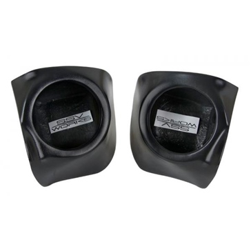 SSV WORKS Speaker Pod Fits Polaris - Front
