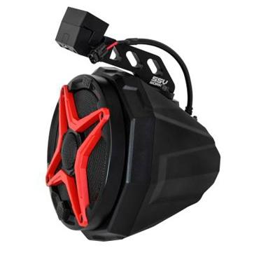 SSV WORKS Speaker Pod Fits Polaris - Overhead