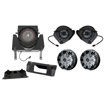 SSV WORKS Kicker Marine 5 Speaker Kit Can-am
