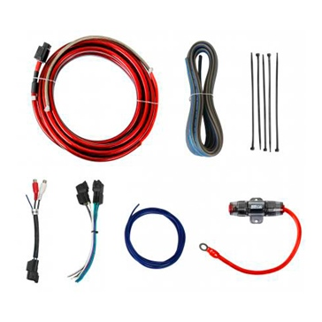 SSV WORKS Amplifier Wiring Kit