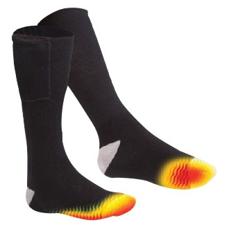 FAHRENHEIT ZERO Heated Socks with Remote Men